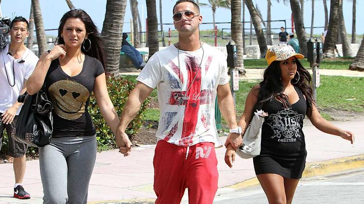 J Woww The Situation Snooki Miami