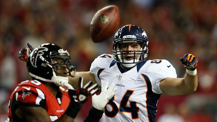 Denver Broncos v Atlanta Falcons