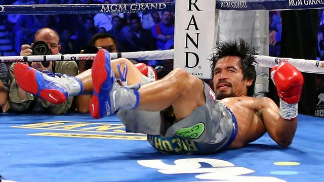 Boxing - Pacquiao says he is 'fine', no plans to retire