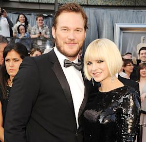 "Anna Faris on Chris Pratt: ""It's Very Sexy to Watch Him Be a Dad"""