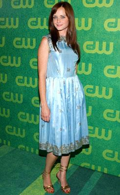 Alexis Bledel The CW 2006 Summer TCA Party Pasadena, CA - 7/17/2006
