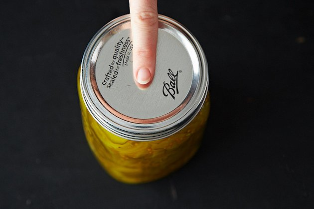 Checking seal from Food52