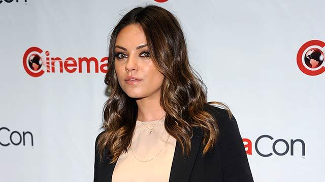 Mila Kunis' Alleged Stalker Detained