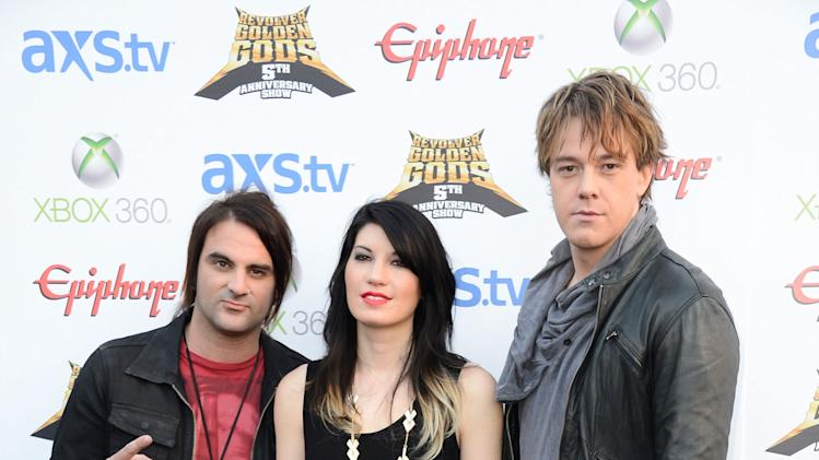 5th Annual Revolver Golden Gods Award Show - Arrivals