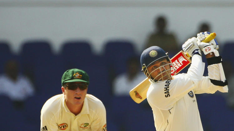 4th Test - India v Australia: Day 1