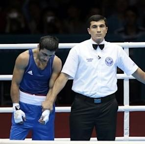 Boxing body expels referee from London Olympics The Associated Press Getty Images Getty Images Getty Images Getty Images Getty Images Getty Images Getty Images Getty Images Getty Images Getty Images G