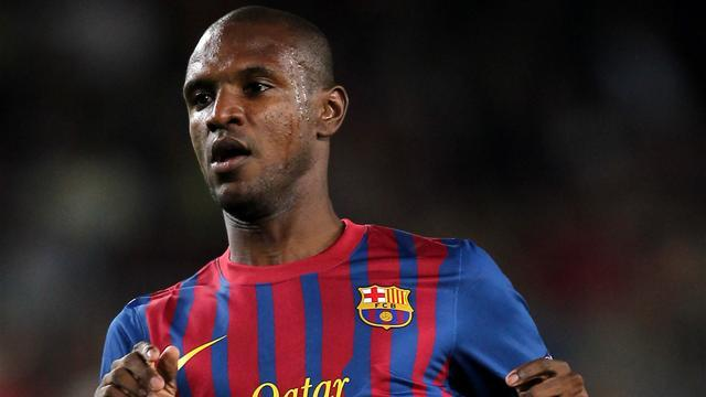 Spanish Liga - Abidal cleared to play after liver transplant