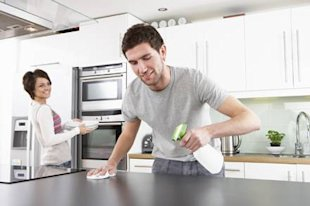 Surprising health boosters for men: Housework
