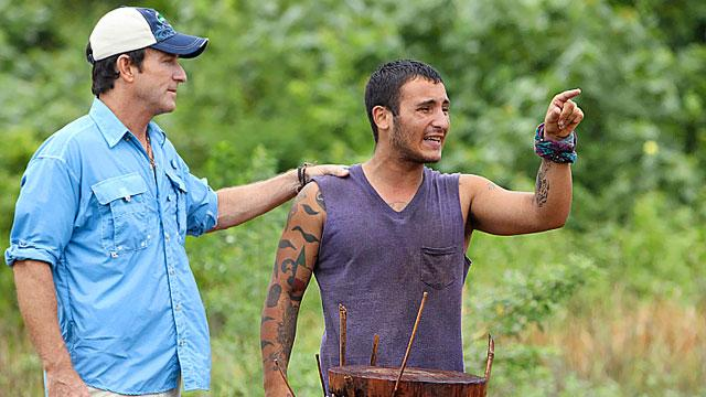 Brandon Hantz: I'm Not Very Good at 'Survivor'