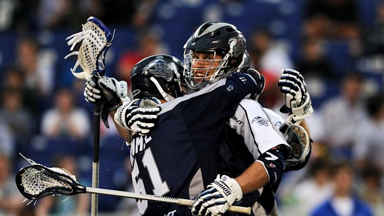 Ohio Machine v Chesapeake Bayhawks