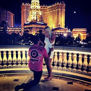 Brooke Hogan Engaged to Dallas Cowboy Player Phil Costa!