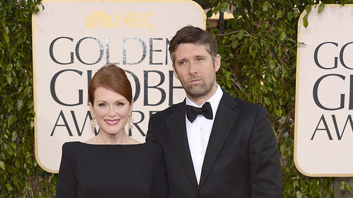 "NBC's ""70th Annual Golden Globe Awards"" - Arrivals: Julianne Moore"