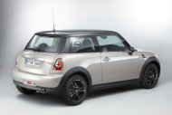 The MINI Baker Street special limited edition was launched in Europe in January 2012 alongside the MINI Bayswater.