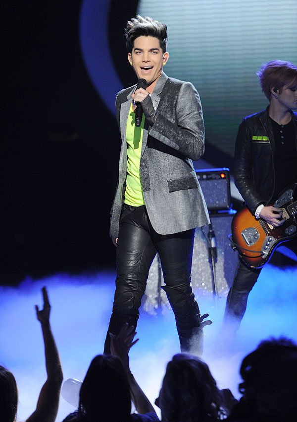 Adam Lambert Possibly Joining 'American Idol' As New Judge