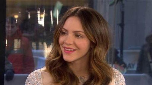 Katharine McPhee: 'Lots of Drama' On 'Smash'