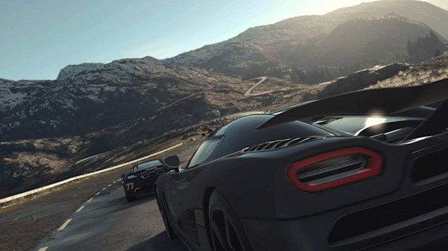 Sonys Marketing Strategy: Greatness Awaits image driveclub44