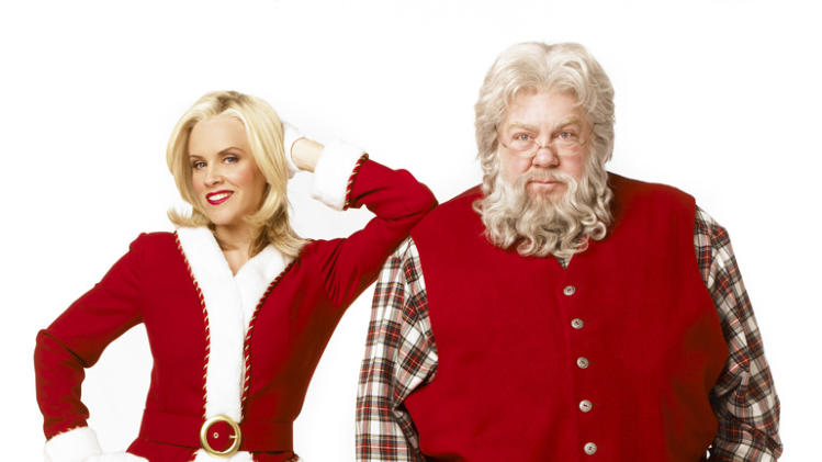 """Santa Baby"" (Jenny McCarthy) on ABC Family Friday, 11/30 at 4pm"