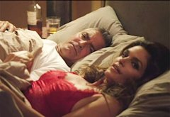 George Clooney and Cindy Crawford | Photo Credits: Casamigos Tequila