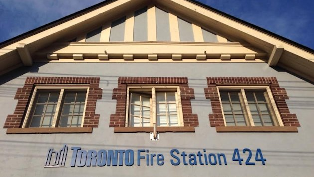Fire Station 424, on Runnymede Road, has been permanently closed.