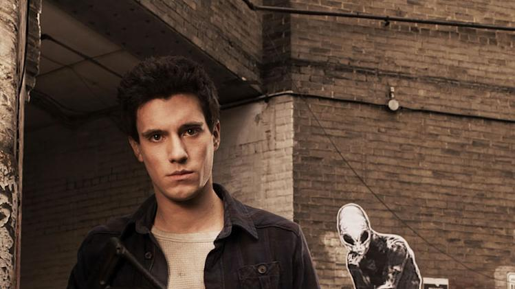 "Drew Roy stars as Hal in ""The Falling Skies."""