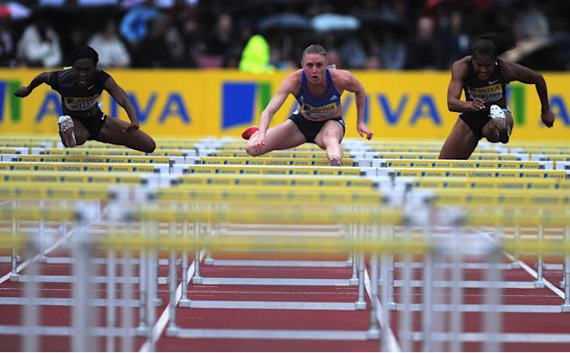 Aviva London Grand Prix - Samsung Diamond League 2012: Day Two