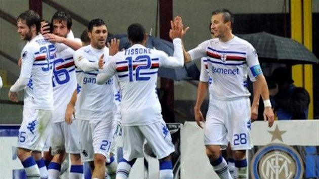 Sampdoria (AFP)