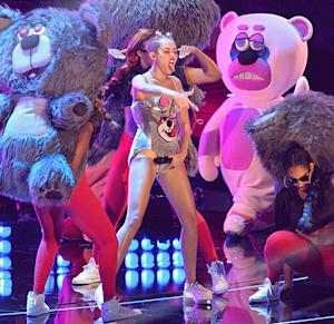 "Miley Cyrus' VMAs Bear Dancer Hollis Jane: I Felt Degraded, ""Terrible"" About Myself"