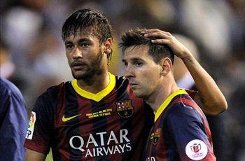 Messi-Neymar, Lampard-Gerrard and the perfect partnerships that failed