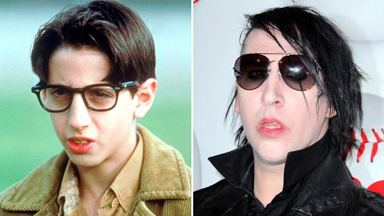 Rumors that Marilyn Manson played Paul Pfeiffer have circulated on the Internet for years.