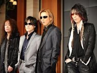 X Japan wins at Golden Gods Award 2012