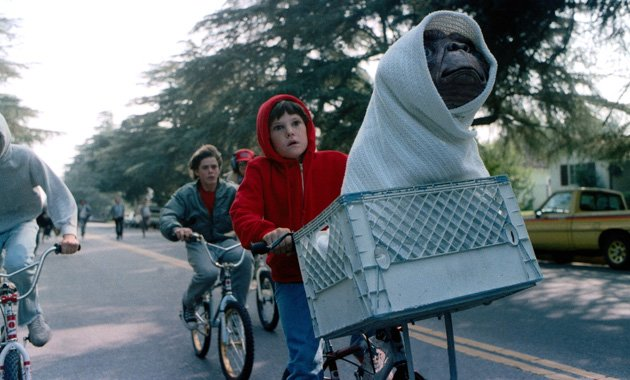 E.T. The Extra-Terrestrial Blu-ray Giveaway