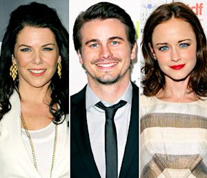 Jason Ritter Moves On From Lauren Graham With Her Gilmore Girls Costar Alexis Bledel in New Show
