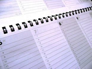 6 Ways to Make Your Content Marketing Campaign Less Overwhelming image schedule