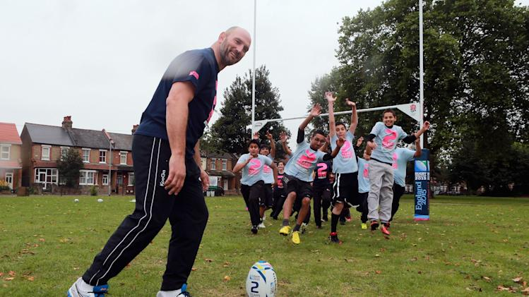 Rugby Union - Lawrence Dallaglio Media Day - Twickenham