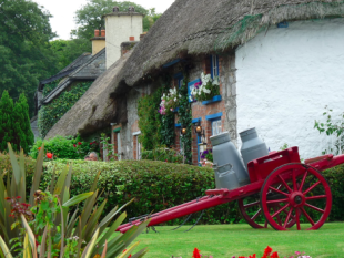 Make your home feel more like this Irish cottage