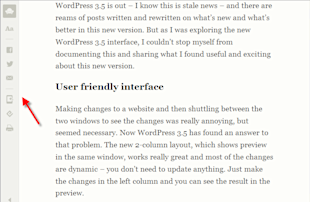Designing Your Blog for Mobile Readability image readability