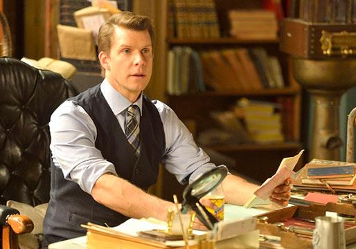 Memories from the Set: Eric Mabius Talks Past Gigs on The O.C., CSI: Miami, Ugly Betty & More
