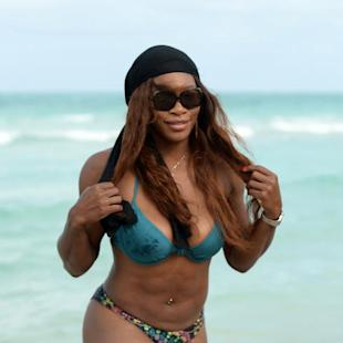 Serena Williams hot in bikini a Miami
