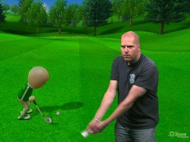 Wii Sports Resort: 1:1 Golf Motion Plus Demo