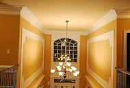 Improve the look of your home with decorative molding