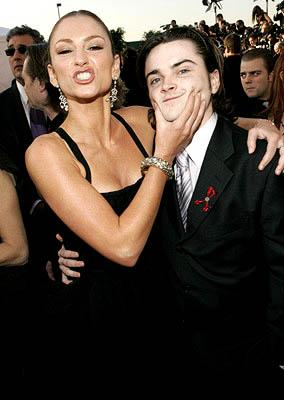Drea De Matteo and Robert Iler Screen Actors Guild Awards - 2/5/2005