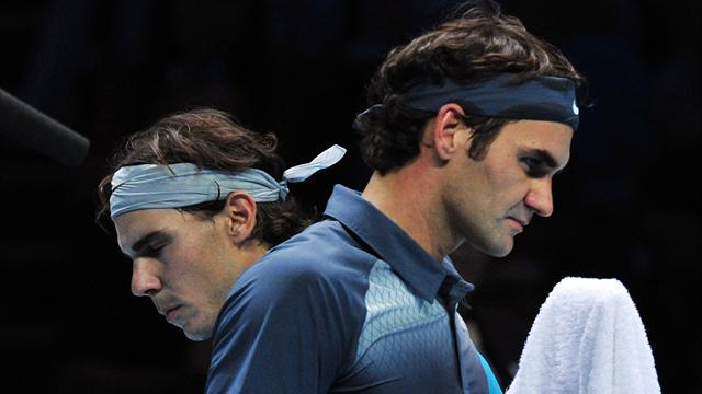 Tennis - Federer walks off into shadows with clock ticking