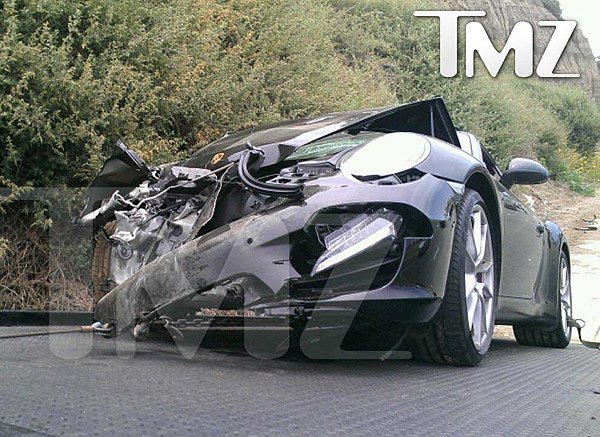 Lindsay Lohan Released From Hospital After Bad Car Accident