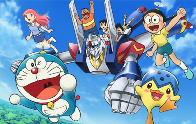 Click here for more Doraemon pictures