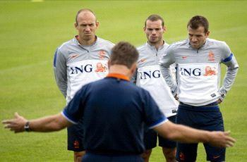 Robben: Netherlands need Sneijder at World Cup