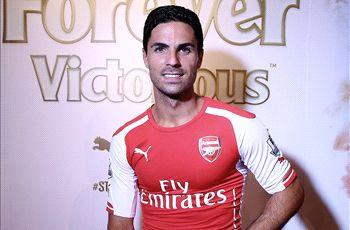 Arteta: Arsenal can match Premier League's big spenders