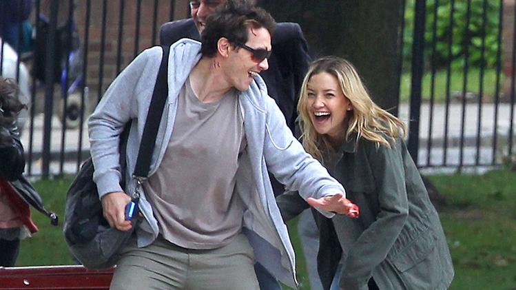 Kate Hudson & James Franco Film