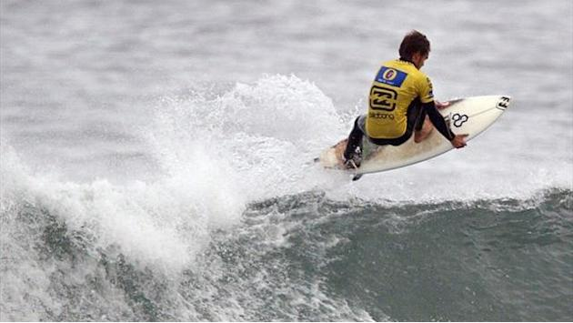 Arrambide posts monster socre at Azores Pro