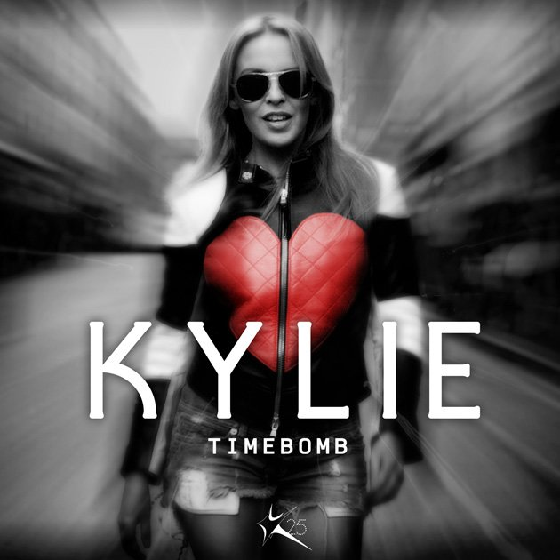 Kylie Minogue, Timebomb