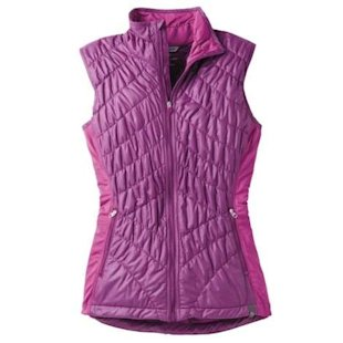 Moving Comfort sprint insulated vest